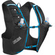 CamelBak Ultra Pro Adventure Vest with Quick Stow Flask Black/Atomic Blue